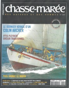 2010 Revue Chasse Maree